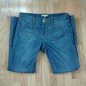 CAbi Farah flare jeans 10s